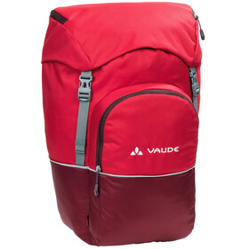 VAUDE Road Master - Sac porte-bagages - Back rouge